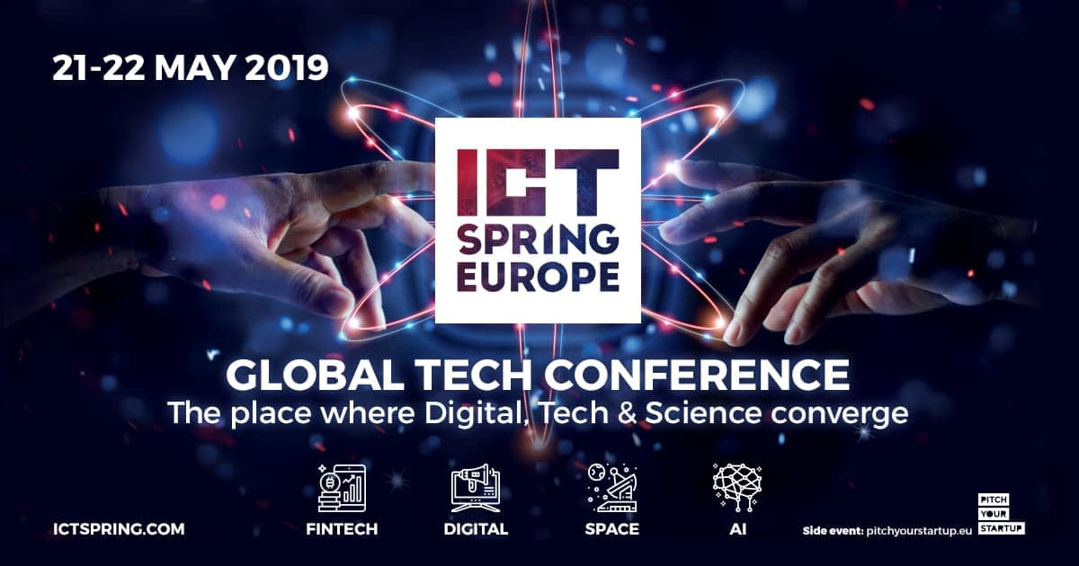 Press Echo: SecuChat presented at ICT Spring