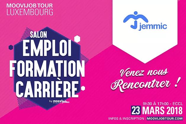 jemmic at Moovijob 2018